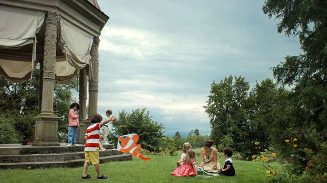 Ragnar Kjartansson – Rich German Children.jpg