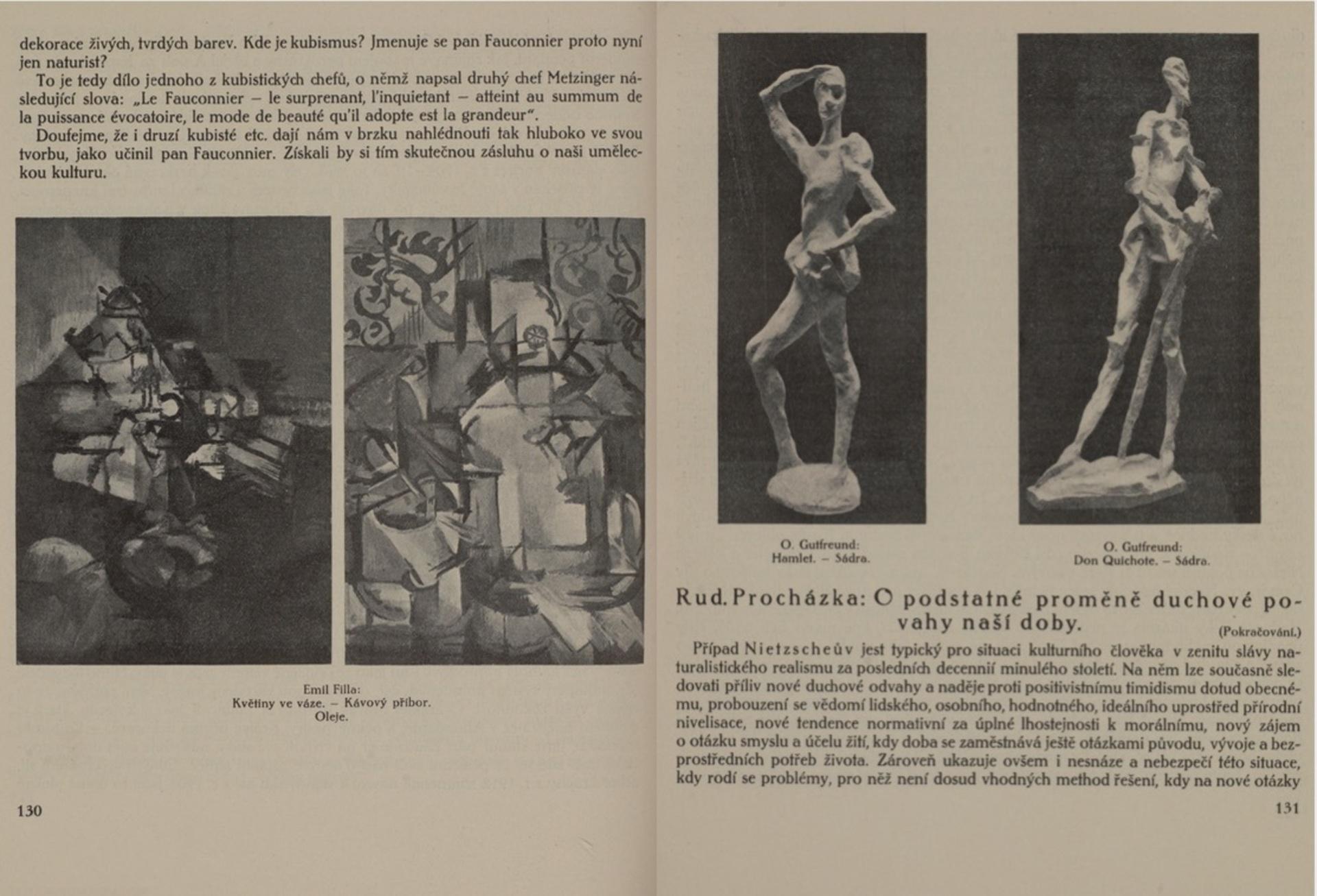 Umělecký měsíčník, 1913, ročník 2, číslo 5