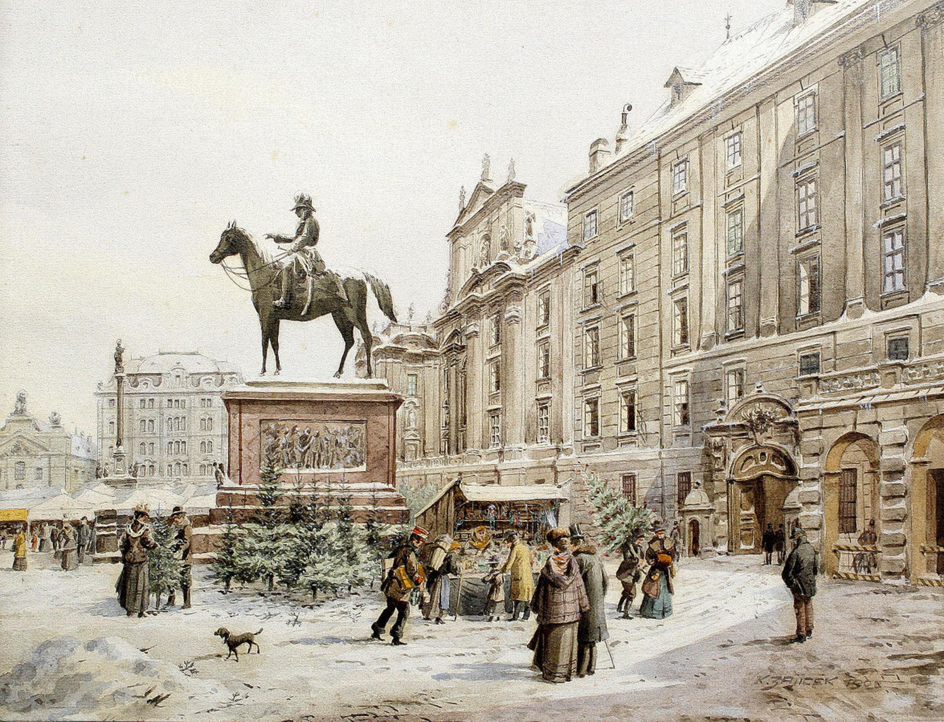 Karl_Wenzel_Zajicek_A_Christmas_market_in_Am_Hof_Vienna_1908.jpg